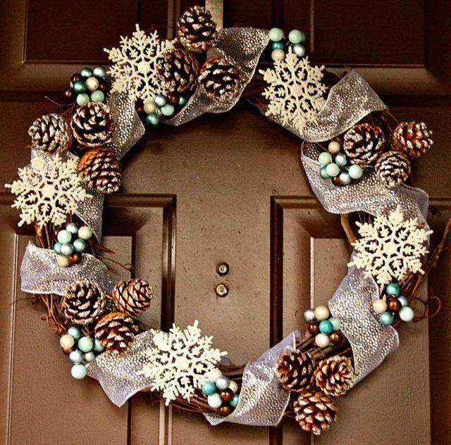 como hago decoraciones navidenas faciles (2)