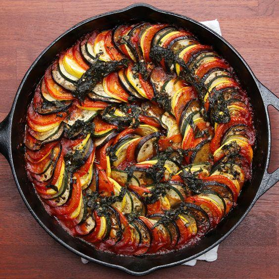 como preparar ratatouille asado para el invierno (2)