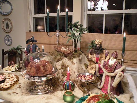 consejo para decorar la mesa el dia de reyes (2)