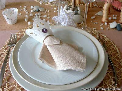 consejo para decorar la mesa el dia de reyes