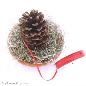 +de 25 Increibles Centros de Mesa de Navidad y Como Hacerlos (22)