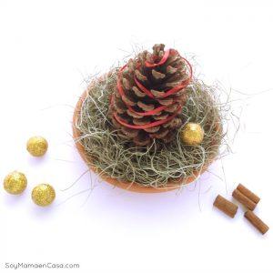 +de 25 Increibles Centros de Mesa de Navidad y Como Hacerlos (23)