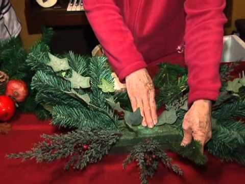 De 25 increibles centros de mesa de navidad y como - Como decorar centros de mesa para navidad ...