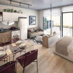 decoracion de apartamentos muy pequenos (3)