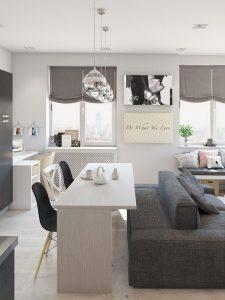 decoracion de apartamentos muy pequenos (6)