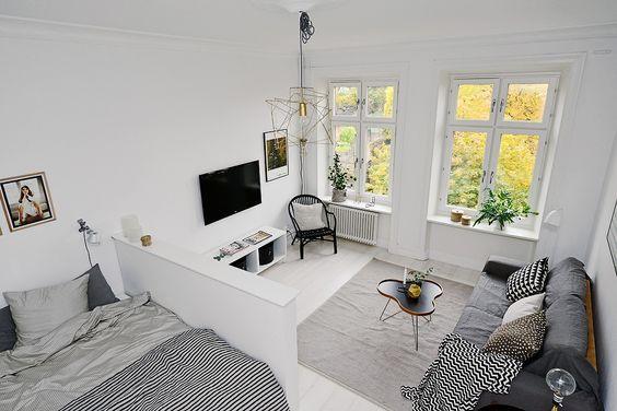 Decoracion de interiores de apartamentos pequenos 1 for Diseno de interiores apartamentos pequenos
