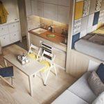 decoracion de interiores de apartamentos pequenos (2)