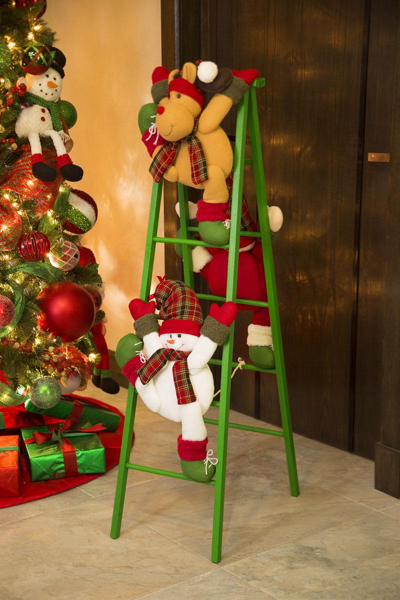 Decoracion de interiores en navidad 2018 1 decoracion - Decoracion adornos navidenos ...