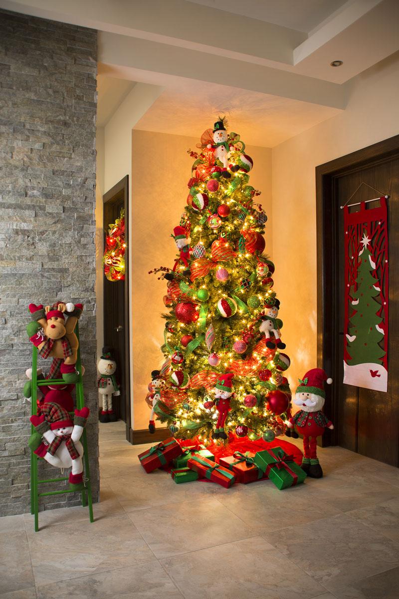 Decoracion de interiores en navidad 2018 3 decoracion for Adornos de interiores