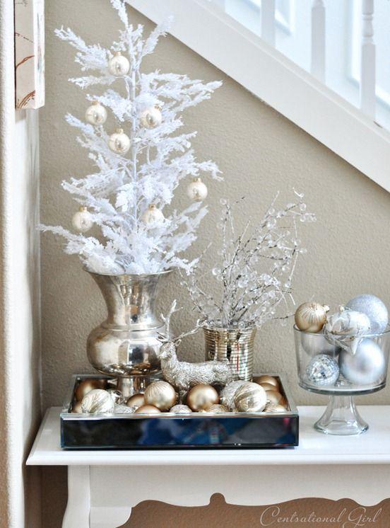 decoracion de un recibidor navideno (2)