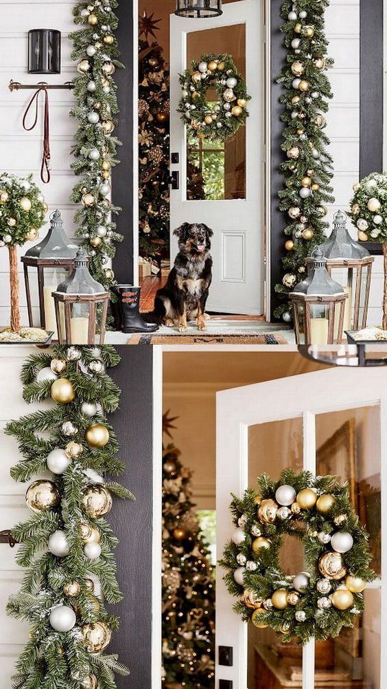 decoracion navideña 2019 - 2020