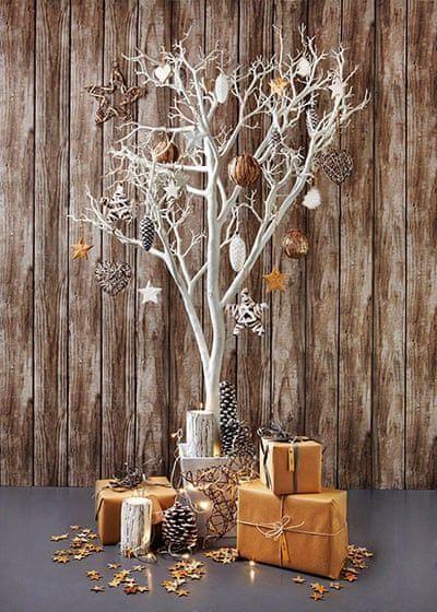 decoracion navideña casera