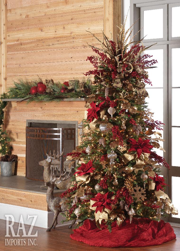 Navidad for Decoracion de navidad 2017