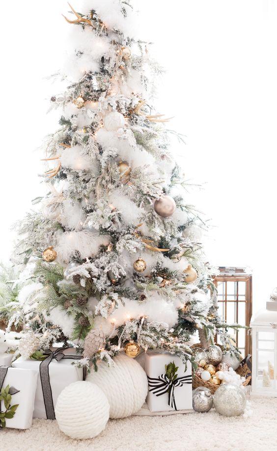 Las mejores tendencias decoración navideña mas + de 40 imágenes