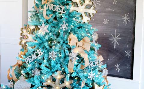 + de 200 Fotos de Árboles de Navidad decorados originales tendencia 2019 – 2020