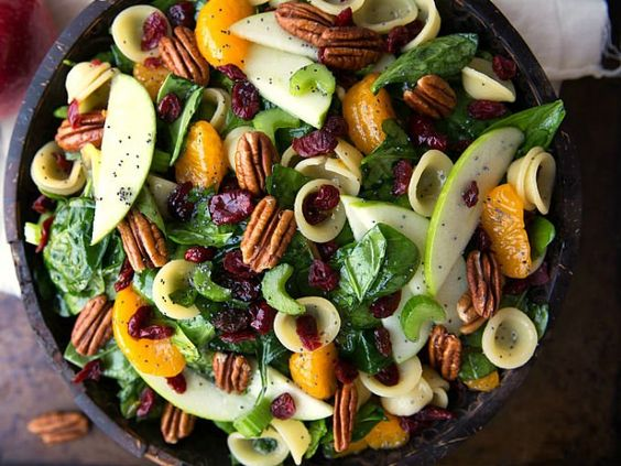 frutos secos para recetas vegetarianas