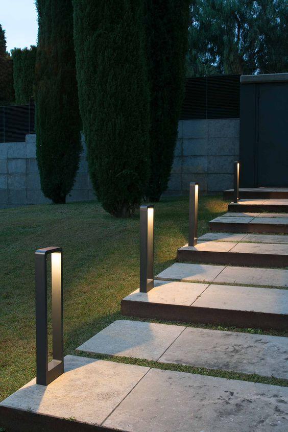 ideas de iluminacion para exteriores