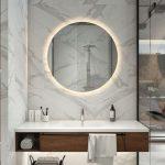 Iluminación del baño