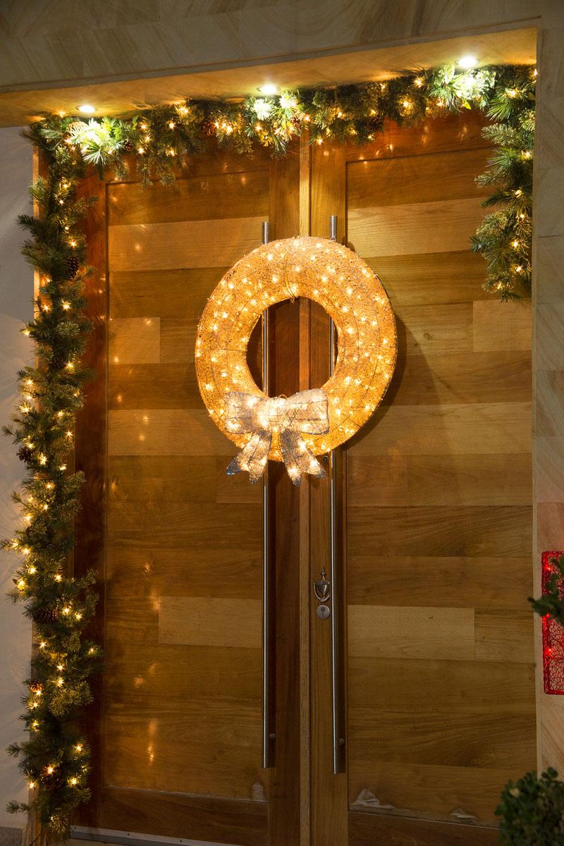 Iluminacion Para Exterior En Navidad 2019 4 Como