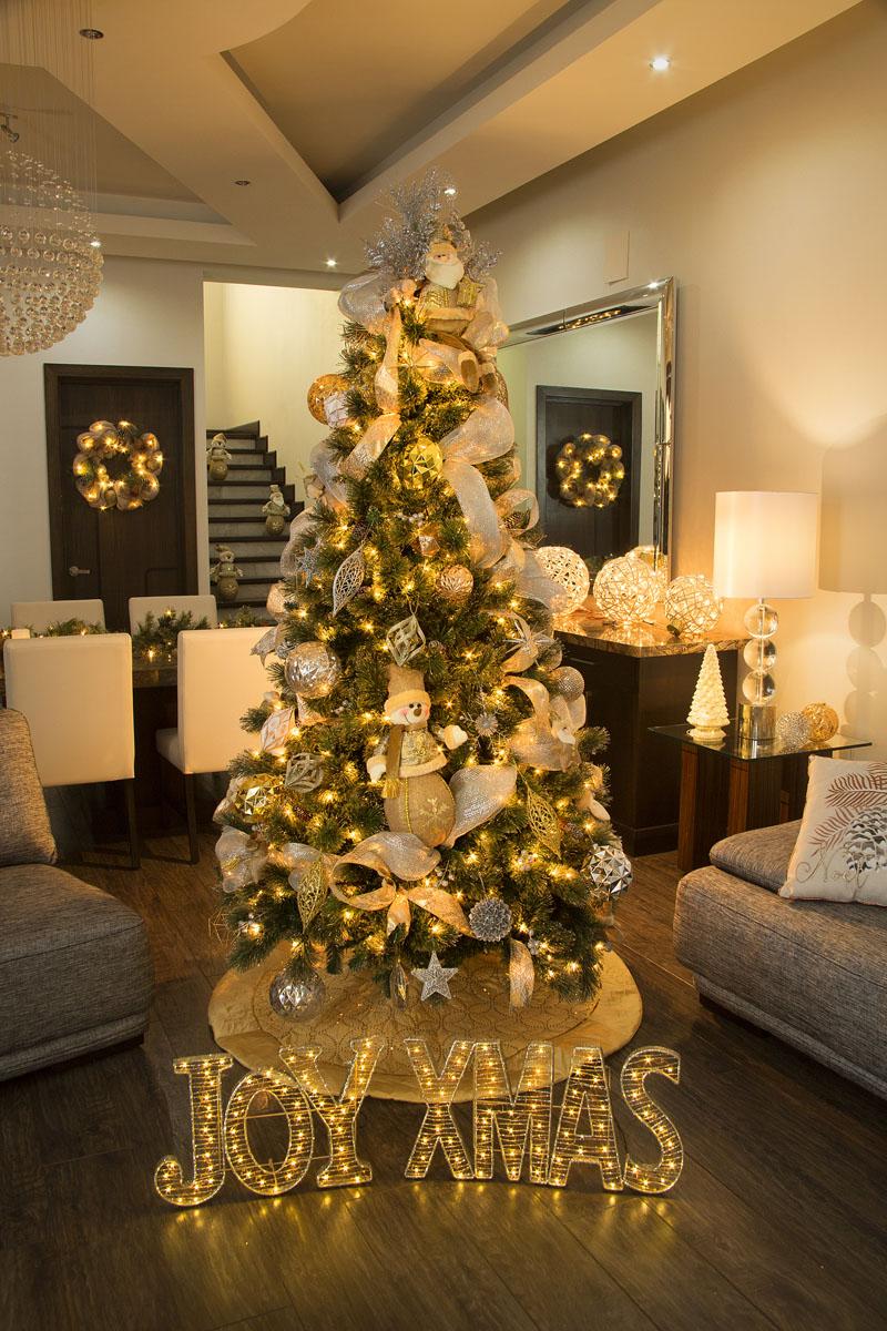 Iluminacion para exterior en navidad 2018 5 decoracion for Iluminacion exterior para arboles
