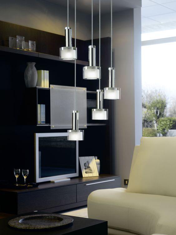 Iluminación para la sala de estar