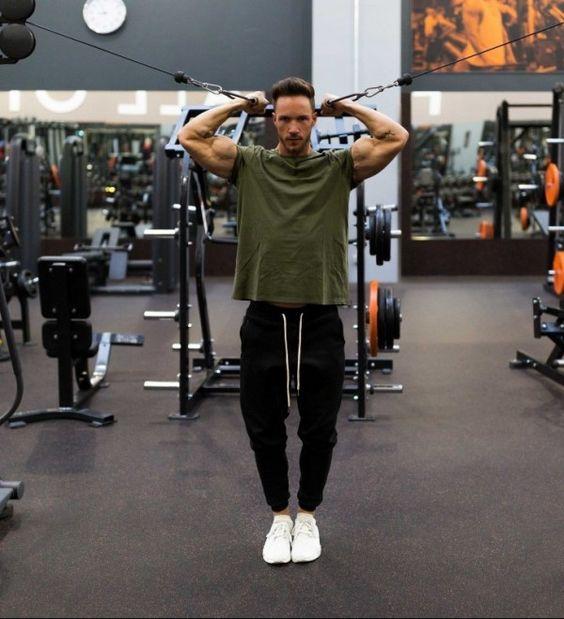los mejores oufit para el gym en hombres (1)