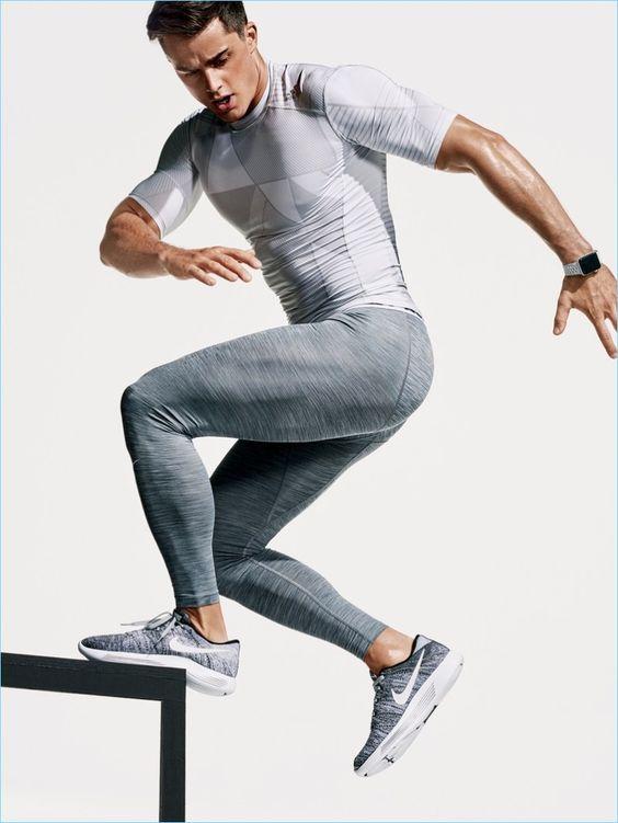 los mejores oufit para el gym en hombres