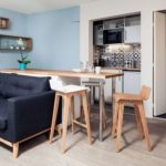 mobiliario para apartamentos pequenos