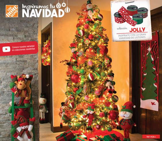 Catalogo de Navidad 2018 The Home Depot