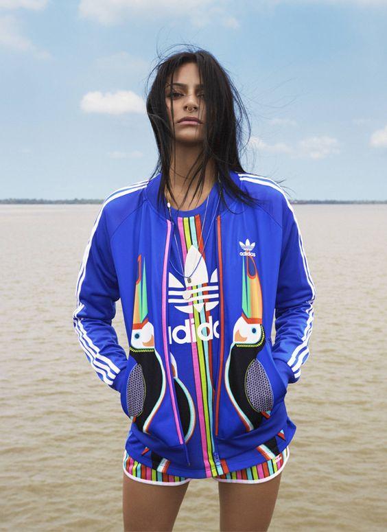 outfit para el gym adidas2018