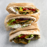 receta para preparar pan pita vegana (2)