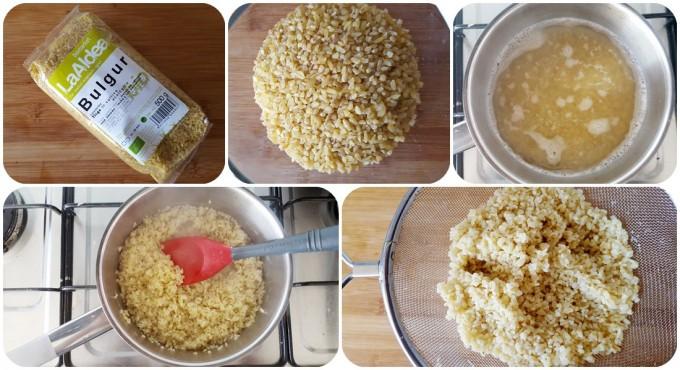 receta para vegetariano ensaladilla de bulgur (2)