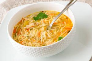 recetas para el invierno sopa de fideo