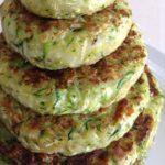 recetas para vegetarianos hamburguesas de calabacin (4)