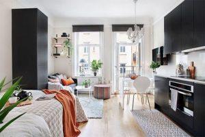 recomendaciones para decorar un piso pequeno