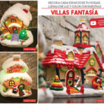 villas navidenas en navidad 2018