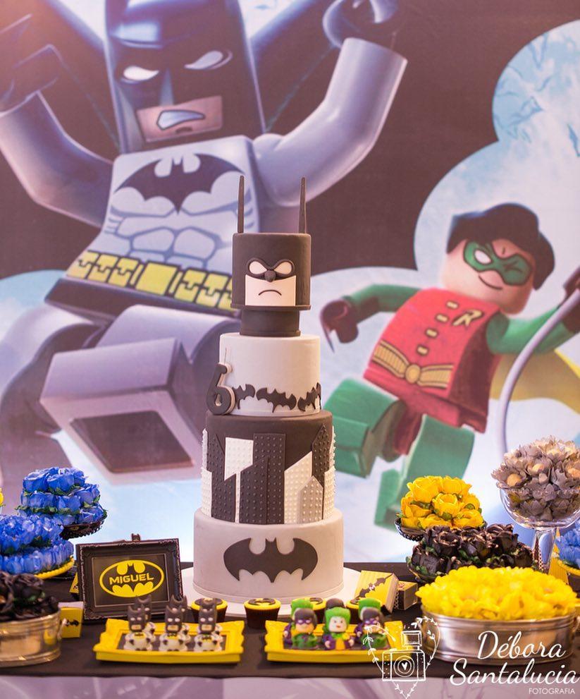 fiesta de lego batman