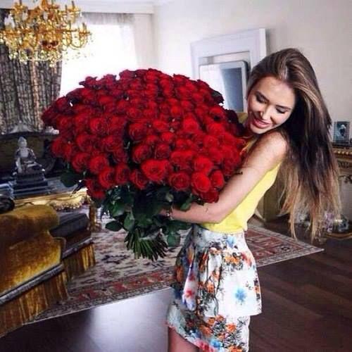 Arreglos florales para regalar a tu novia (2)