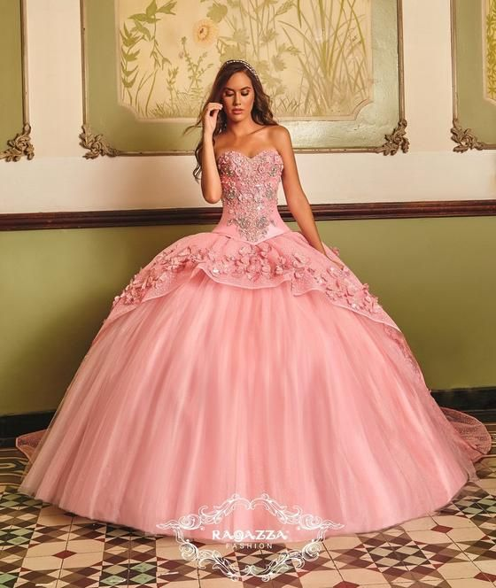 Photos dresses for 15 years in 2018 (1)