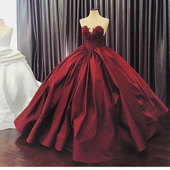 Imágenes de vestidos de 15 años estilo princesa