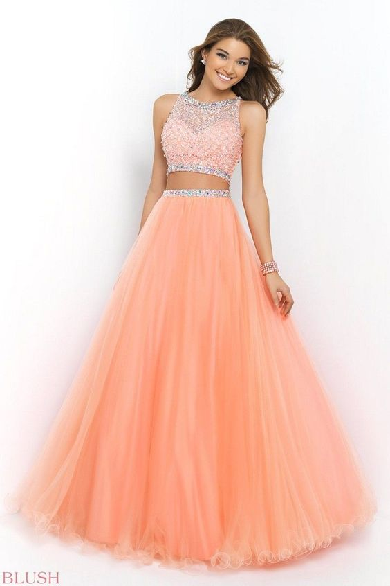 Trends quinceanera dresses two piece (3)