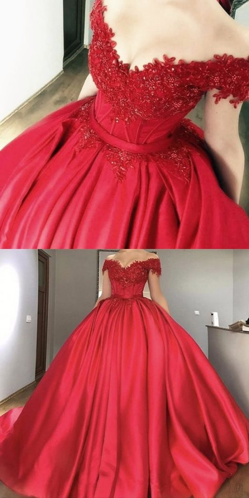 Red dresses 15 years (2)