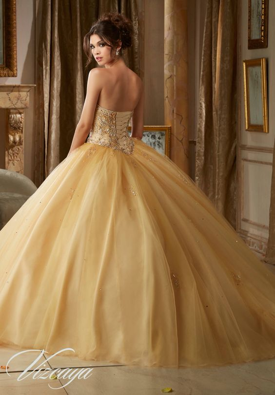 Dresses with tulle 15 (3)