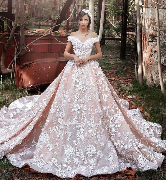 Quinceanera dresses with Sweetheart Neckline (3)