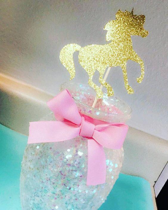 adornos de unicornios para fiestas 3 Decoracion de interiores