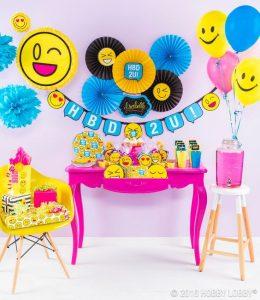 adornos para fiesta de niña de 10 años
