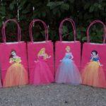 bolos para dulces fiesta princesas disney