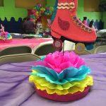 centro de mesa para cumpleaños niña 10 años