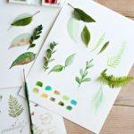 como aprender a pintar con acuarela (3)