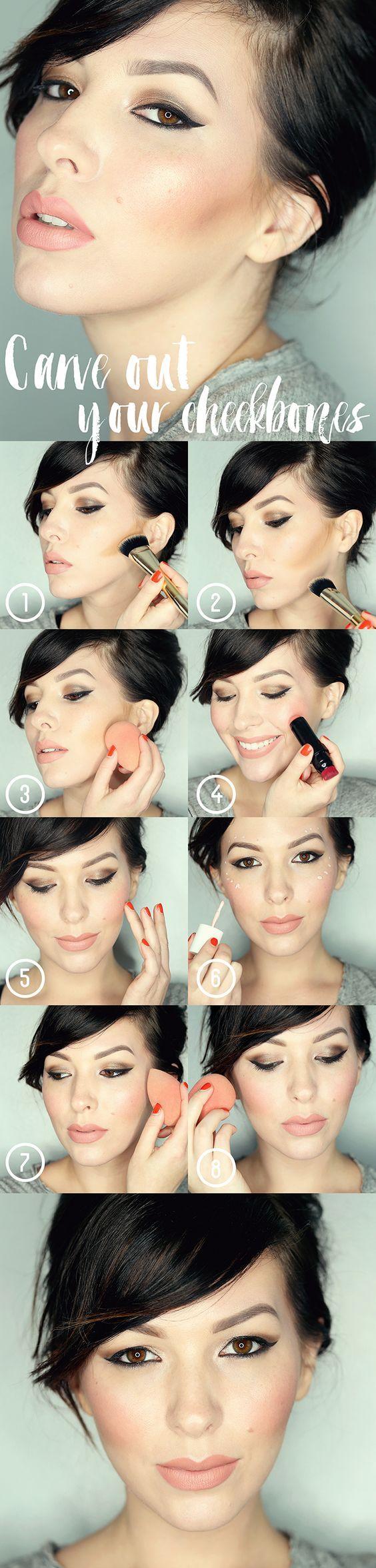 como hacer una rutina basica de maquillaje (2)